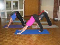 Community Classes for Yoga & Pilates
