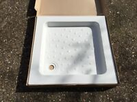 Brand New Plastic Shower Tray