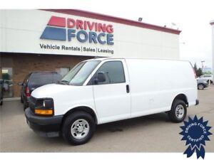 2017 Chevrolet Express 2500 Cargo Van, Vortec 6.0L V8 Gasoline