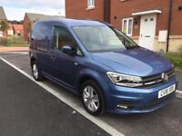 Vw Caddy 2016 rare 150ps Dsg highline