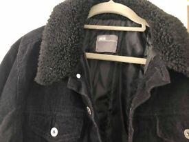 ASOS black jacket Size M