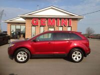 2014 Ford Edge SEL AWD One Owner Camera