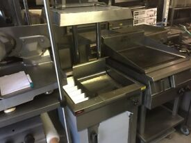 NEW CHIP DUMP CATERING COMMERCIAL KITCHEN EQUIPMENT CAFE KEBAB RESTAURANT CHICKEN CHIPS SHOP