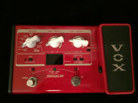 Bass Pedal - Vox Stomplab llB multi effects