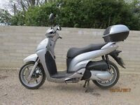 Honda Scooter Motorcycle 300 SHi