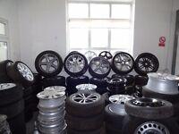 golf alloy wheel