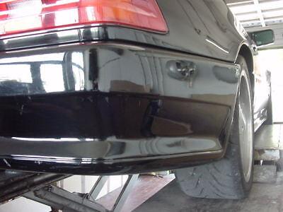 Mercedes Benz SL R129 Stoßstange AMG Styling I Look hinten Spoiler 1989-2001