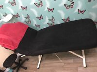 Used beauty bed thick and comfortable easy to adjust