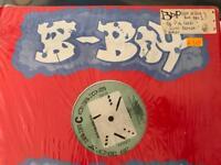 Bdp Scott la rock & krs1 south bronx 12' USA import