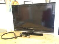 "Sony bravia 32"" HD ready LCD TV"