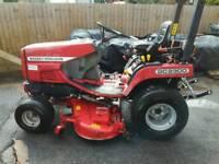 Massey ferguson, Iseki Compact tractor