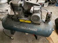 Ingersoll rand compressor 150ltr 240v spares or repair