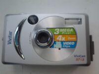 Vivitar digital camera vg condition