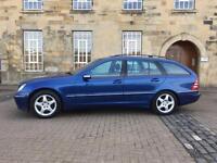 Mercedes c220 estate advantgarde diesel auto