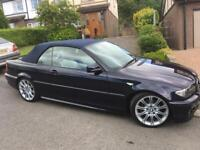 BMW 320 convertible for sale