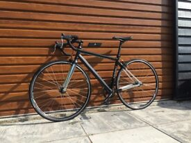 Giant Bowery single speed / fixie gents bike