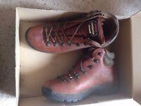 Zamberlan walking boots, size 6.5