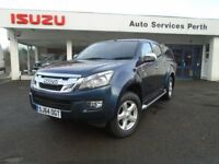 ISUZU YUKON 2.5 DOUBLE CAB, 64 REG, ONE OWNER, FSH, WARRANTY TILL AUGUST 2019