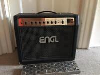 Engl Screamer 50 Amplifier including Engl Z-5 custom footswitch