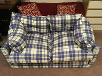 Double sofa bed excellent condition