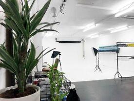 Creative Space Photography Film Studio Hackney East London London Fields