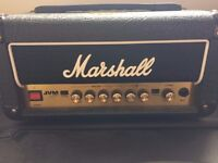 Marshall JVM 1H guitar amp head in mint condition