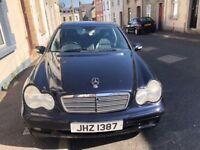 Mercedes c class for sale...