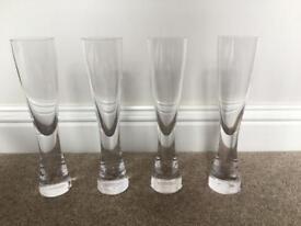 LSA Champagne Glass Set