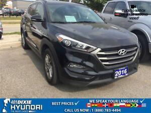 2016 Hyundai Tucson LUX|AWD|NAV|PANO SUNROOF|LEATHER|