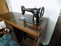 Singer 201k Treadle Sewing Machine