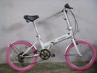 Folding bike foldable bicycle 2868A