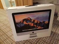 Brand New - Apple iMac 4k 2015 - 21.5inch screen, i5 CPU & 8GB RAM - Boxed & Unopened