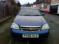 Chevrolet Lacetti Estate Automatic For Sale