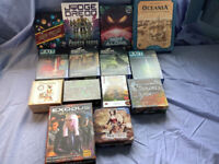 Many modern board games prices between £5 to £20 for each boardgame