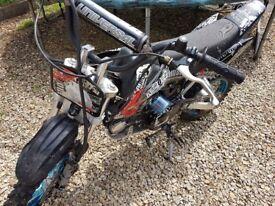 125cc Pit Bike XSport