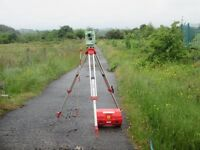 "LEICA TC407 7"" TOTAL STATION PACKAGE"
