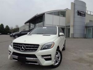 2013 Mercedes-Benz M-Class ML 350|BlueTEC|4MATIC|NAVI | BACK UP
