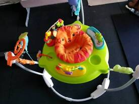 Fisher Price Roaring Rainforest Jumperoo (From 6 months)