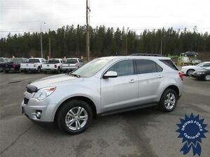 2014 Chevrolet Equinox LT 5 Passenger All Wheel Drive, 49,981 KM