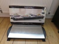 Russell Hobbs 4 plate hot tray