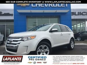 2013 Ford Edge AWD+1 owner+Remote Start