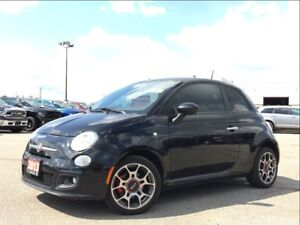 2013 Fiat 500 SPORT**LEATHER**BLUETOOTH**ALLOY WHEELS**