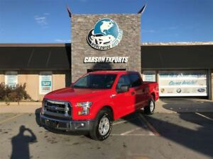2016 Ford F-150 LOOK LOW KM F-150 XLT! FINANCING AVAILABLE!
