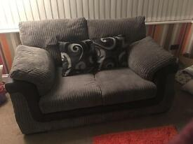 2 seater, fabric sofa (SCS 2015 range)