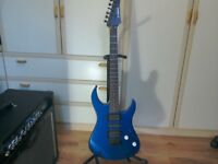 Yamaha RGX 121S electric guitar, solid Alder Body, Good Condition, nice action £49 Buyer Collects