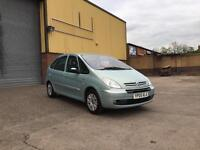 2005 Citroen Xsara Picasso desire 2 only 67,000 miles Timing belt replaced 12 months mot