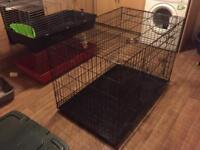 Extra large dog crate