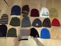 Cool Funky Colourful Unisex Beanies - Assorted Colours