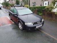 Audi a4 avant 1.9tdi 2003 5 speed manual
