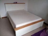 King Size Kensington Bed with Memory Foam Matress